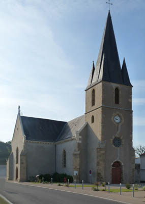 photo eglise de chateauneuf